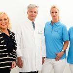 Dr. Streminski und Team