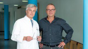 Dr. Müller und Dr. Streminski
