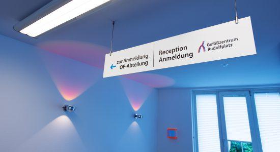 Kompetente Behandlung | Gefäßzentrum am Rudolfplatz
